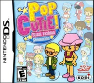 Rent Pop Cutie! Street Fashion Simulation for DS