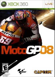 Rent Moto GP 08 for Xbox 360