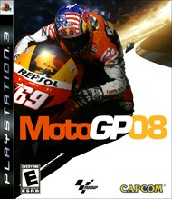 Rent Moto GP 08 for PS3