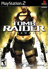 Rent Tomb Raider Underworld for PS2