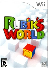 Rent Rubik's World for Wii