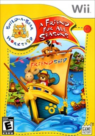 Rent Build-A-Bear Workshop: A Friend Fur All Seasons for Wii