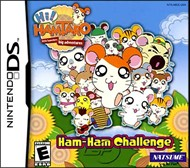 Rent Hi! Hamtaro: Ham-Ham Challenge for DS