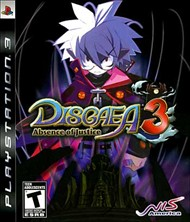 Rent Disgaea 3: Absence of Justice for PS3
