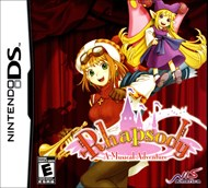 Rent Rhapsody: A Musical Adventure for DS