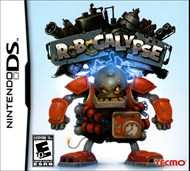 Rent Robocalypse for DS