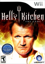Rent Hell's Kitchen for Wii
