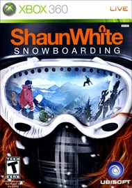 Rent Shaun White Snowboarding for Xbox 360