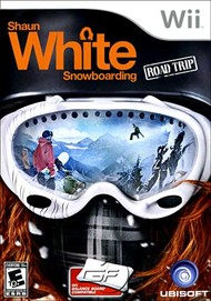 Rent Shaun White Snowboarding Road Trip for Wii