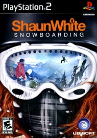 Rent Shaun White Snowboarding for PS2