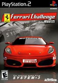 Rent Ferrari Challenge Trofeo Pirelli for PS2