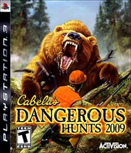 Rent Cabela's Dangerous Hunts 2009 for PS3