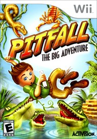 Rent Pitfall: The Big Adventure for Wii
