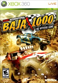 Rent Scores International: BAJA 1000 for Xbox 360