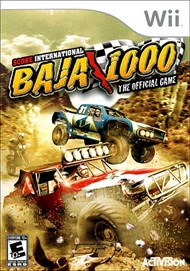 Rent Scores International: BAJA 1000 for Wii