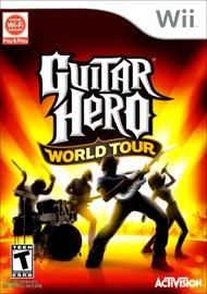 Rent Guitar Hero World Tour for Wii
