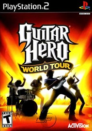 Rent Guitar Hero World Tour for PS2