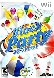 Rent Block Party for Wii