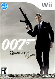 Rent Bond 007: Quantum of Solace for Wii