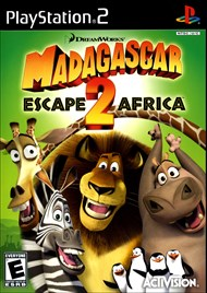 Rent Madagascar: Escape 2 Africa for PS2