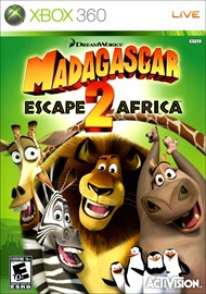 Rent Madagascar: Escape 2 Africa for Xbox 360