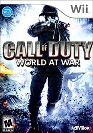 Rent Call of Duty: World at War for Wii