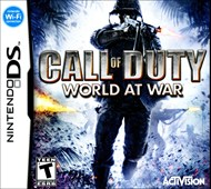 Rent Call of Duty: World at War for DS