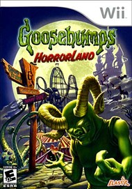 Rent Goosebumps HorrorLand for Wii