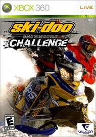 Rent Ski Doo: Snowmobile Challenge for Xbox 360