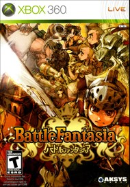 Rent Battle Fantasia for Xbox 360