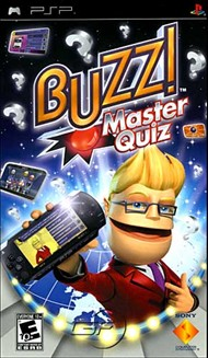 Rent Buzz! Quiz Master for PSP Games