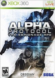 Rent Alpha Protocol for Xbox 360