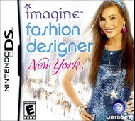 Rent Imagine: Fashion Designer New York for DS