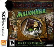 Rent Mystery Case Files: Million Heir for DS