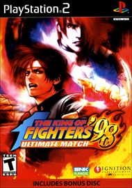 Rent The King of Fighters '98 Ultimate Match for PS2
