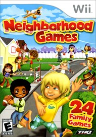 Rent Neighborhood Games for Wii