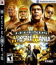 Rent WWE: Legends of Wrestlemania for PS3