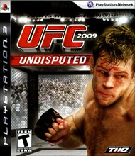 Rent UFC 2009 Undisputed for PS3