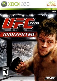 Rent UFC 2009 Undisputed for Xbox 360