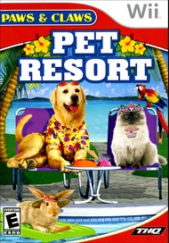 Rent Paws & Claws: Pet Resort for Wii