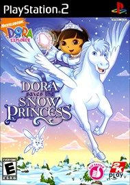 Rent Dora the Explorer: Dora Saves the Snow Princess for PS2