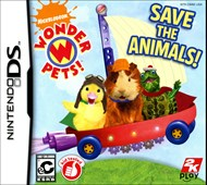 Rent Wonder Pets!: Save the Animals for DS