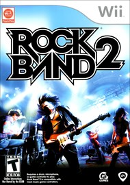 Rent Rock Band 2 for Wii