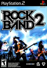 Rent Rock Band 2 for PS2