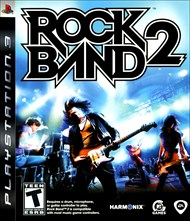 Rent Rock Band 2 for PS3