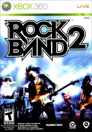 Rent Rock Band 2 for Xbox 360