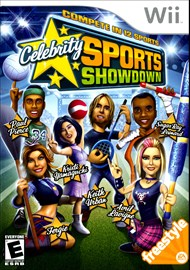 Rent Celebrity Sports Showdown for Wii