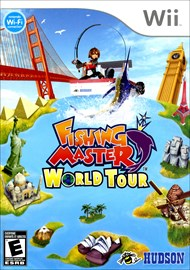 Rent Fishing Master: World Tour for Wii