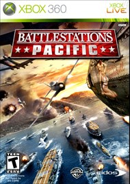 Rent Battlestations: Pacific for Xbox 360