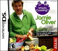 What's Cooking? Jamie Oliver